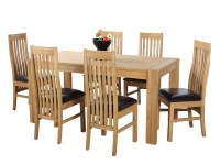 20 Best Extending Solid Oak Dining Tables | Dining Room Ideas