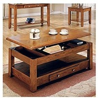 Top 40 Lift Top Oak Coffee Tables | Coffee Table Ideas