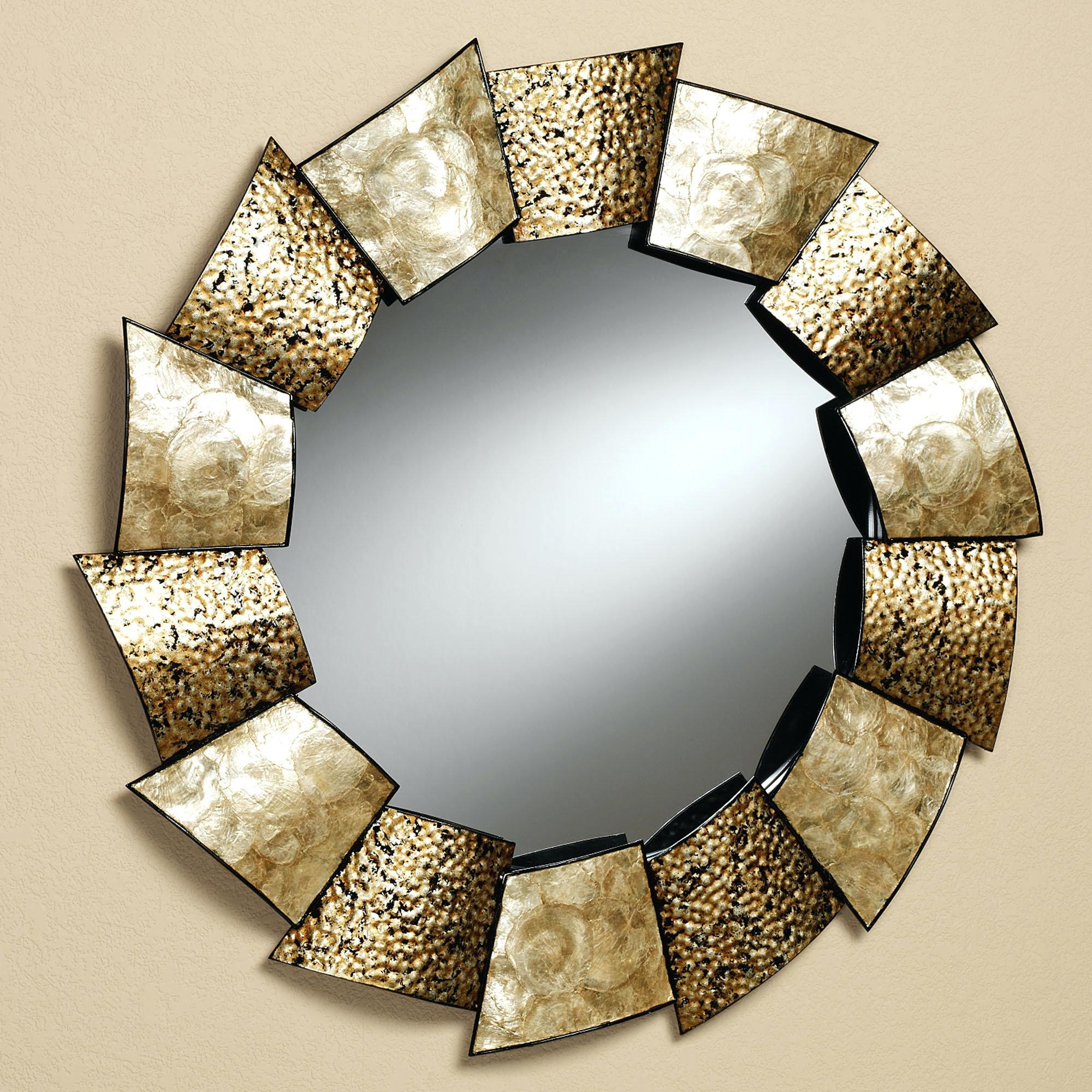 Unique Shaped Mirror 20 43 Oval Shaped Wall Mirrors Mirror Ideas
