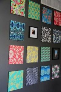 20 Best Fabric Canvas Wall Art | Wall Art Ideas