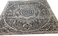 20 Best Wood Carved Wall Art Panels | Wall Art Ideas