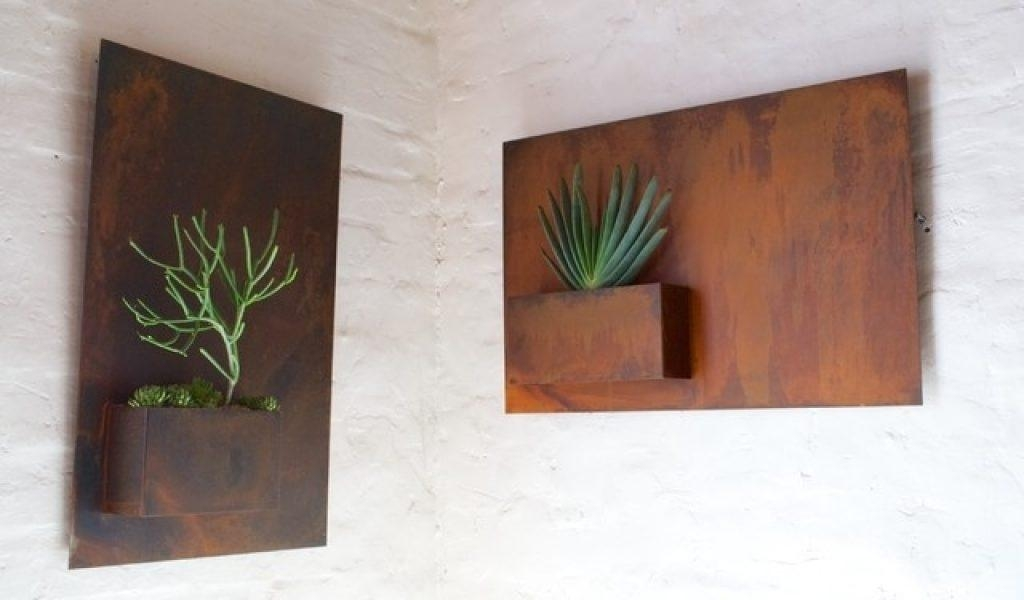 20 Collection of Contemporary Outdoor Wall Art