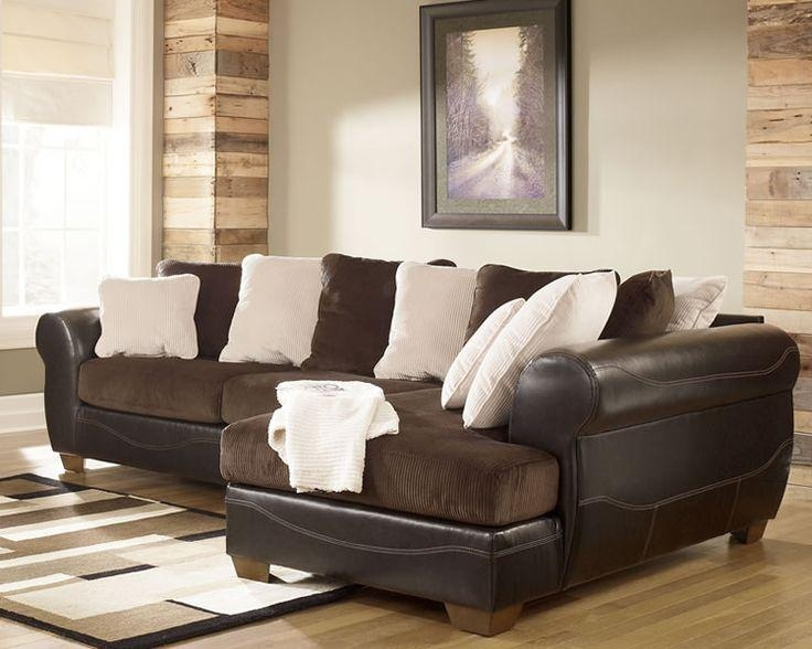Corduroy Sofa Sectional Corduroy Sofas Milo Lh Full Metropolis Chocolate Brown