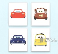 20 Best Lightning Mcqueen Wall Art