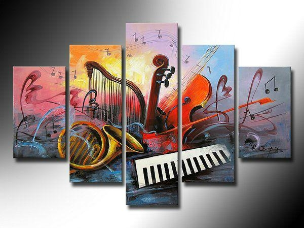 Cuadros De Violines 20 Ideas Of Electronic Wall Art | Wall Art Ideas