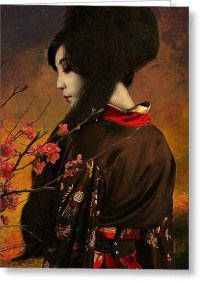 20 Best Ideas Geisha Canvas Wall Art