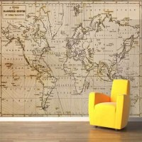 Top 20 Atlas Wall Art | Wall Art Ideas