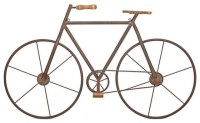 20 Best Metal Bicycle Wall Art | Wall Art Ideas