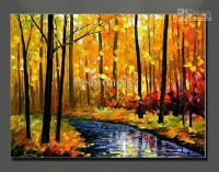 20 Ideas of Canvas Landscape Wall Art | Wall Art Ideas