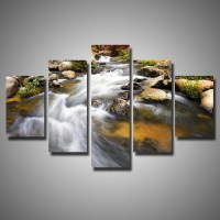20 Collection of Multiple Piece Canvas Wall Art