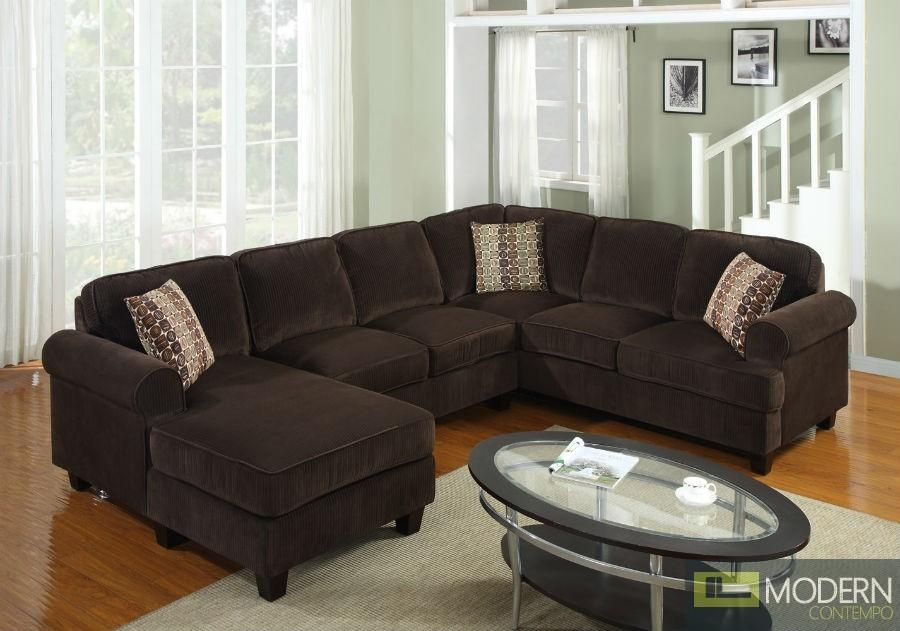 Corduroy Sofa Sectional 20 Best Ideas Brown Corduroy Sofas | Sofa Ideas