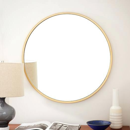 Small Bathroom Mirrors Uk Small Round Mirrors Wall Art | Wall Art Ideas