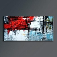Red White and Blue Wall Art | Wall Art Ideas
