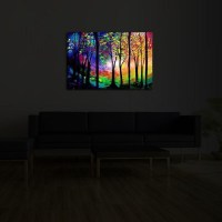 20 Best Ideas Fiber Optic Wall Art