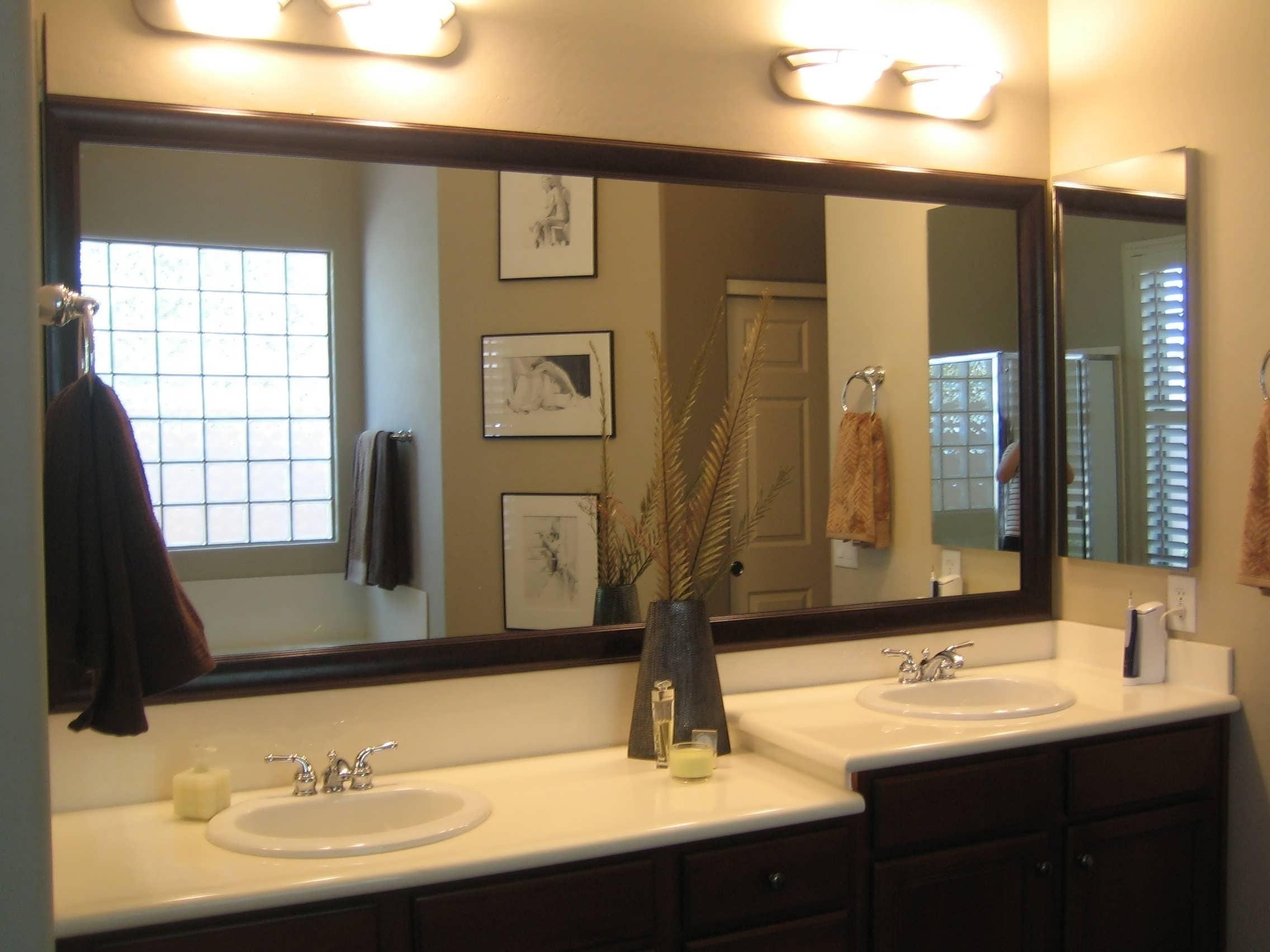 Tall Bathroom Mirrors Tall Bathroom Mirrors Mirror Ideas
