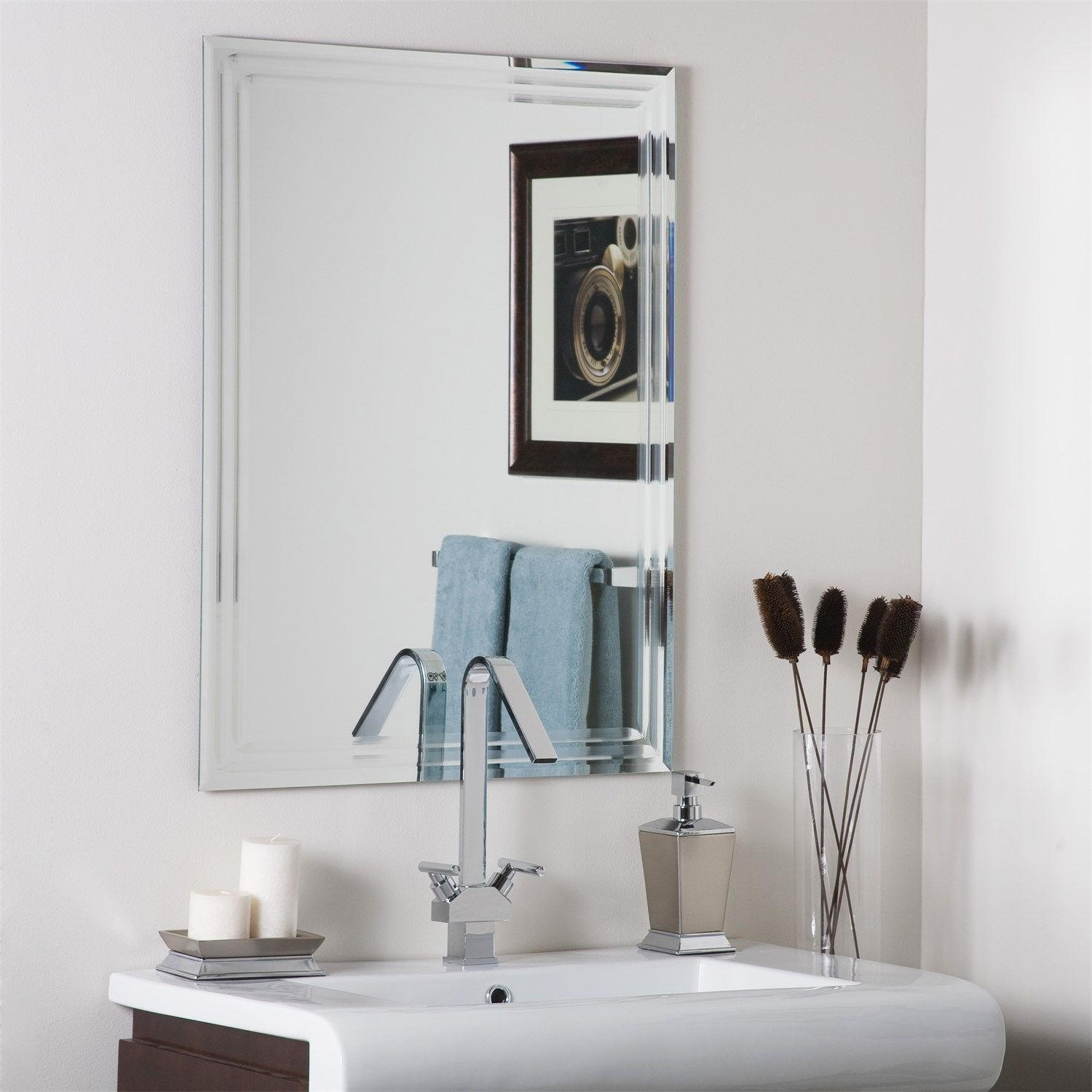 Large Bathroom Vanity Mirrors 20 43 Extra Wide Bathroom Mirrors Mirror Ideas