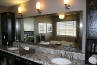 20 Ideas of Large Mirrors for Bathroom Walls | Mirror Ideas
