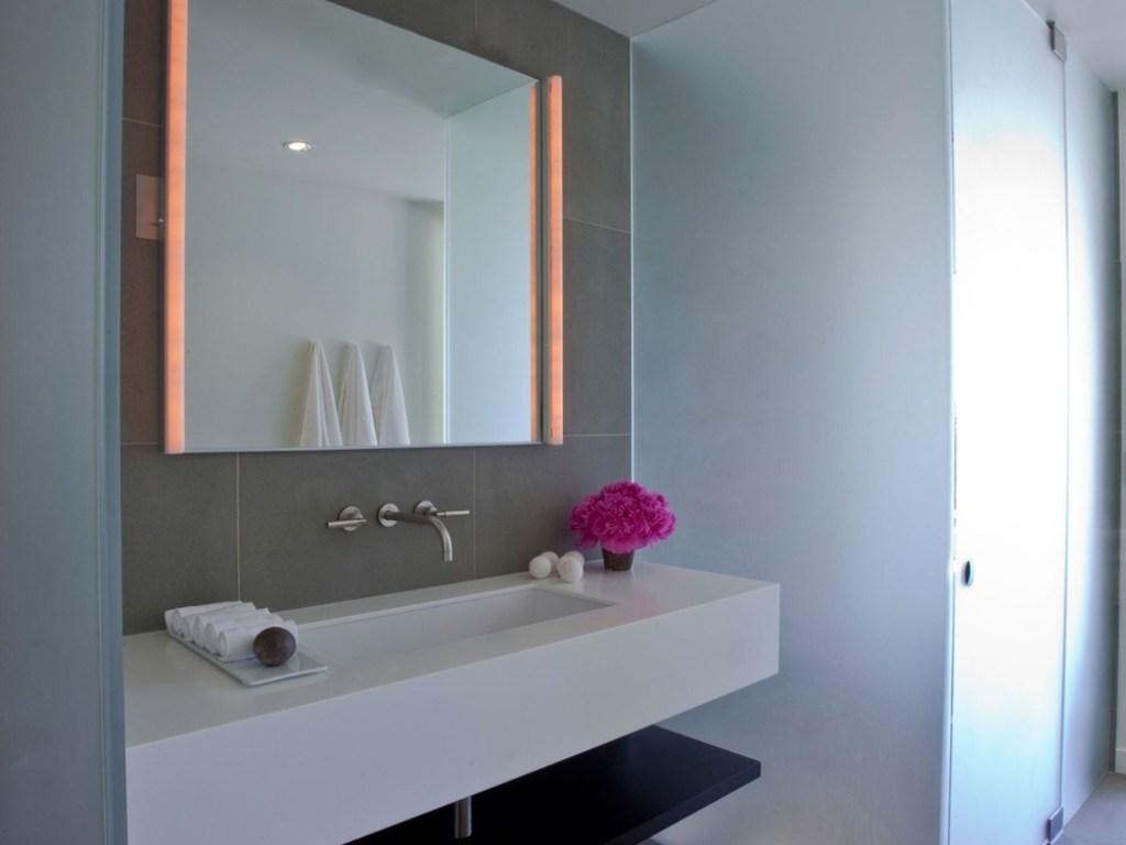 Image Of Bathroom Design 20 Ideas Of Modern Bathroom Mirrors Mirror Ideas