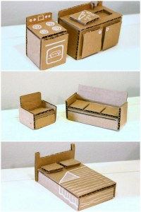 Cardboard Sofas | Sofa Ideas
