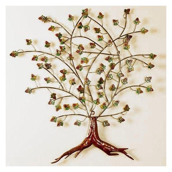 20 Best Iron Tree Wall Art