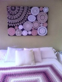 20 Photos Purple Wall Art for Bedroom   Wall Art Ideas