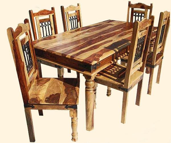 Top 20 Indian Dining Tables And Chairs Dining Room Ideas