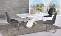 20 Inspirations Hi Gloss Dining Tables Sets   Dining Room ...