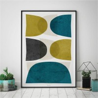 Top 20 Teal and Gold Wall Art | Wall Art Ideas