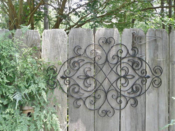 20 Ideas Of Outdoor Wrought Iron Wall Art Wall Art Ideas