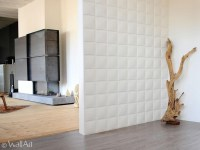 20 Collection of 3D Wall Panels Wall Art | Wall Art Ideas