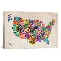 Topic: License Plate Usa Map Wall Art