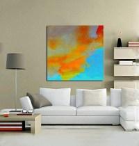 20 Best Abstract Oversized Canvas Wall Art | Wall Art Ideas