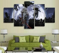 20 Ideas of Anime Canvas Wall Art | Wall Art Ideas