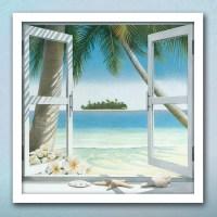 Top 20 Canvas Wall Art Beach Scenes   Wall Art Ideas