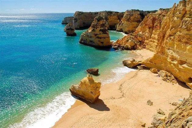Melhores Praias de Portugal Top 10 Das Melhores Praias da