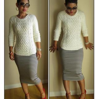 Featured: Pencil Skirt Tutorial