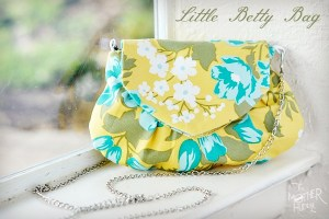 Little Betty Handbag Tutorial