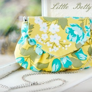 Featured: Little Betty Bag Tutorial