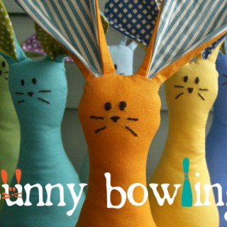 Featured: Bunny Bowling Tutorial