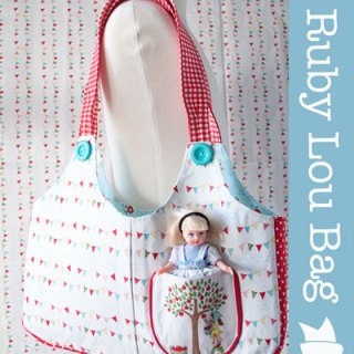 Featured: Ruby Lou Bag Tutorial