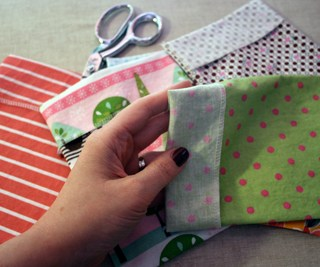 Featured: Snack Bag Tutorial