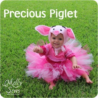 Featured: Precious Piglet Hat
