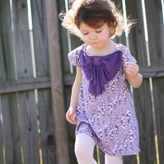 Featured: Lunar Bow Dress Tutorial