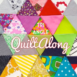 Triangle Quilt-along Tutorial