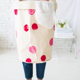 Laundry Bag Tutorial