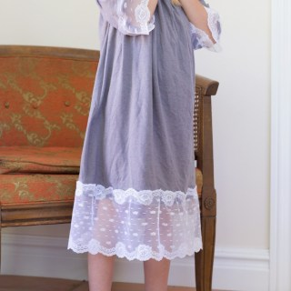 4 Squares Nightgown Tutorial
