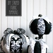 DIY-Striped-Fabric-Halloween-Pumpkins