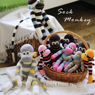 Sock Monkey Tutorial