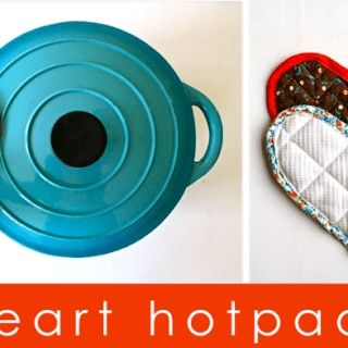 Heart Hotpad Tutorial