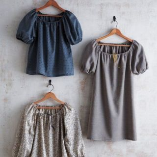 Peasant Blouse or Dress